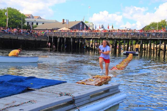 международный забег по ящикам для омаров