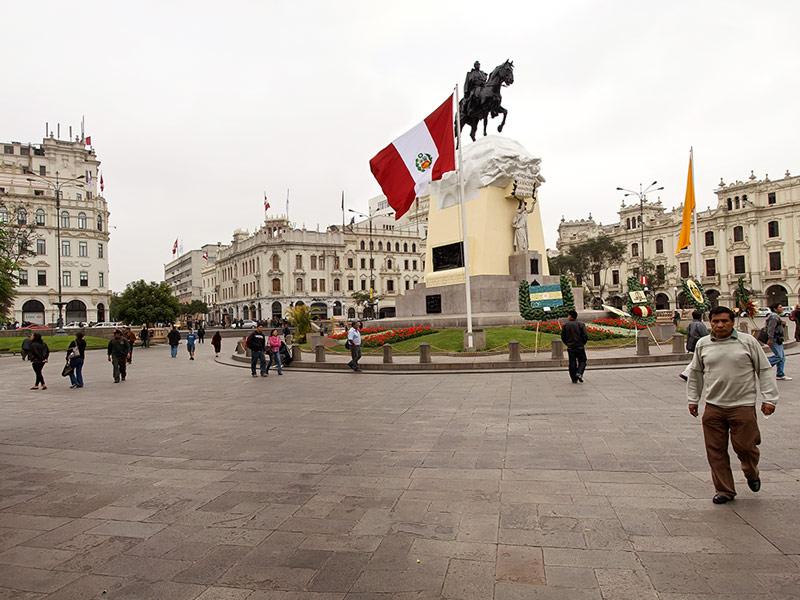 Plaza Saint Martin