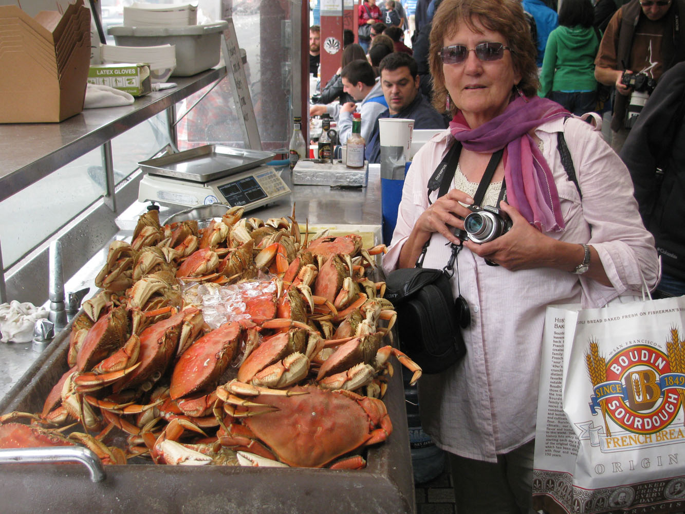 Mendocino County Crab & Wine Days