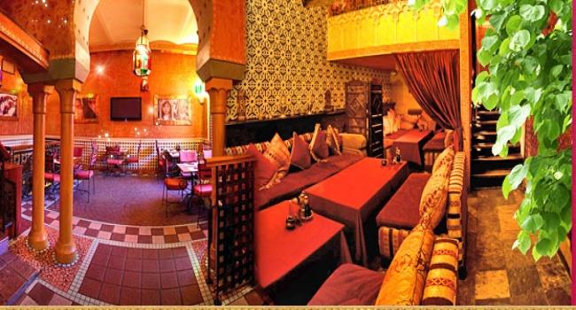 Ресторан «Маракеш»