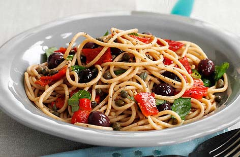спагетти для вегетарианцев