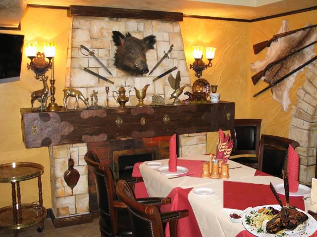 Ресторан «Охотничий рай»