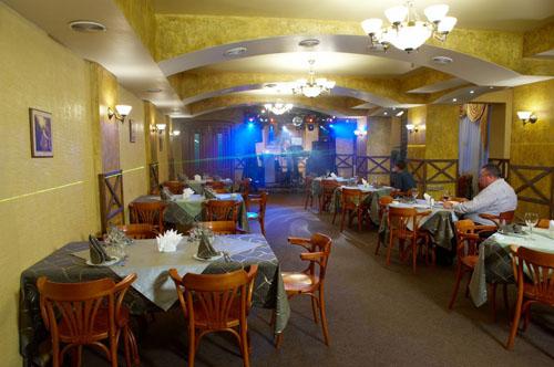 Ресторан «Кремень»