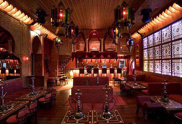 Ресторан «Парадис»
