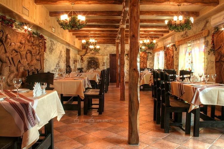 Ресторан «Колыба»