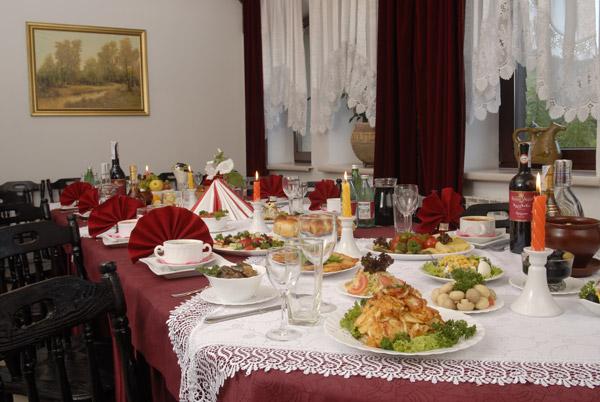 Ресторан «Перлына Карпат»