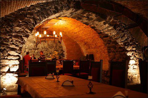 Ресторан «Ужгородский замок»