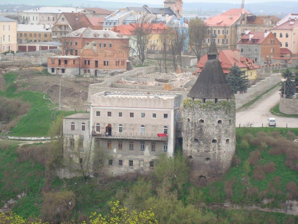 Ресторан «Старая крепость»