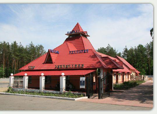 Ресторан «Жемчужина Полесья»