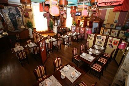 Ресторан «Кабачок 12 стульев»