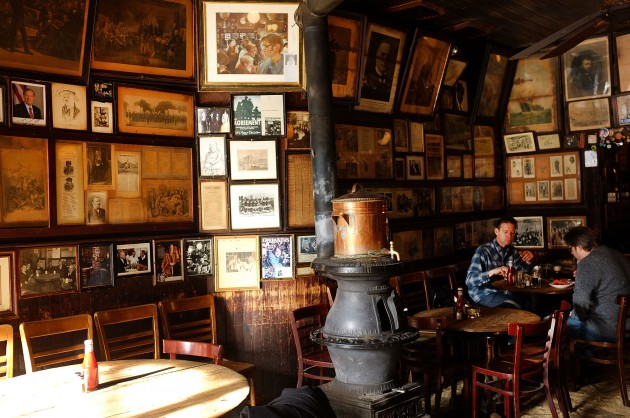 Ирландский паб McSorley's